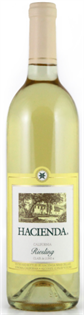 Hacienda Riesling 2014 750ml - Case of 12